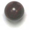 Semi-Precious 10mm Round Tiger Eye Red